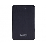 корпус для жесткого диска ZALMAN ZM-WE450 (2.5'', USB 3.0, Wi-Fi), чёрный