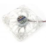 кулер Zalman ZM-F3 LED, 120мм, 3-pin, синяя подсветка