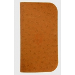 чехол для смартфона SAMSUNG Sleeve 3.5''- 4.3'' (F-MCLT484KBR), коричневый