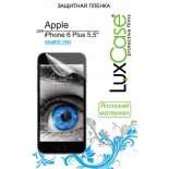 защитная пленка для смартфона LuxCase для защиты глаз, Apple iPhone 6 Plus, 5.5'' (81211)