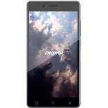 смартфон Digma S502 4G VOX 8Gb серый титан