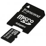 карта памяти Transcend TS32GUSDHC10, 32Gb