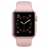 Умные часы Apple Watch Series 2 38mm, розовое золото