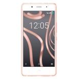смартфон BQ Aquaris X5 Plus 16Gb, белый/розовый