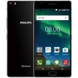 смартфон Philips Xenium X818, чёрный