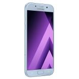Смартфон Samsung Galaxy A5 (2017) SM-A520F голубой, купить за 17 635руб.