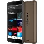 смартфон Highscreen Power Rage Evo 3/16Gb, коричневый