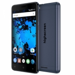 смартфон Highscreen Power Rage Evo 3/16Gb, синий