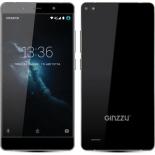 смартфон Ginzzu S5050 2/16Gb, черный