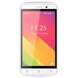 смартфон Ginzzu S4030 512Mb/4Gb, белый