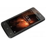 смартфон Ginzzu S4030 512Mb/4Gb, черный