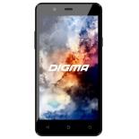 смартфон Digma Linx A501 4G 1/8Gb, черный