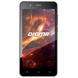 смартфон Digma Vox S504 3G  1/8Gb, черный