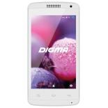 смартфон Digma Linx A401 3G 4/32Gb, белый