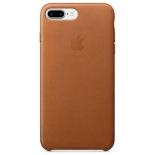 чехол iphone Apple iPhone 7 Plus (MMYF2ZM/A), светло-коричневый