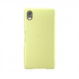 чехол для смартфона Sony Flip Cover для Xperia XA, лайм