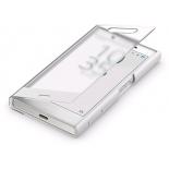 чехол для смартфона Sony Touch Cover, для Sony X Compact, белый