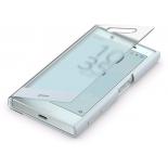 чехол для смартфона Sony Touch Cover, для Sony X Compact, голубой