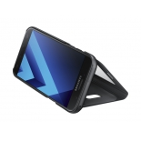 чехол для смартфона Samsung для Samsung Galaxy A7 (2017) S View Standing Cover, черный