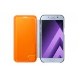 чехол для смартфона Samsung для Samsung Galaxy A7 (2017) Neon Flip Cover, синий