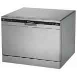 Посудомоечная машина Candy CDCP 6/ES-07, серебристая