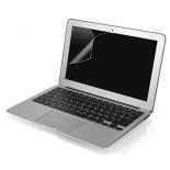 аксессуар для ноутбука защитная пленка LuxCase для экранов 15.6'' (342x192 мм), Суперпрозрачная