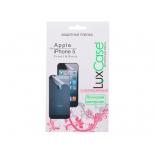 защитная пленка для смартфона LuxCase  для Apple iPhone 5 / 5S (Front&Back), Суперпрозрачная