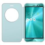 чехол для смартфона Asus для Asus ZenFone ZE520KL View Flip Cover, голубой