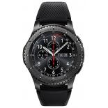 Умные часы Samsung Gear S3 frontier, матовый титан
