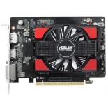 видеокарта Radeon ASUS Radeon R7 250 725Mhz PCI-E 3.0 2048Mb 1125Mhz 128 bit DVI HDMI HDCP, R7250 2GD5
