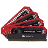 модуль памяти DDR4 32GB 3200MHz, Corsair 4x8Gb CMD32GX4M4C3200C16 RTL
