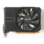 видеокарта GeForce Zotac GeForce GTX 1050 1354Mhz PCI-E 3.0 2048Mb 7000Mhz 128 bit DVI HDMI HDCP, ZT-P10500A-10L, Mini