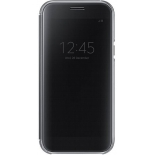 чехол для смартфона Samsung Galaxy A5 (2017) Clear View Cover, черный