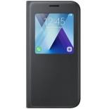 чехол для смартфона Samsung Galaxy A5 (2017) S View Standing Cover, черный