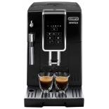 Кофемашина Delonghi ECAM 350.15.B Dinamica, черная