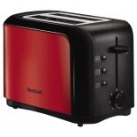 тостер Tefal TT 356E30, красный/черный