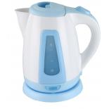 чайник электрический Supra KES-1704 белый и голубой