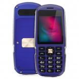 сотовый телефон Ginzzu R1D, синий