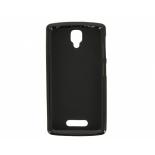 чехол для смартфона TPU для Lenovo A1000 (0.8 mm), черный матовый