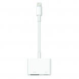 кабель / переходник Apple Lightning to Digital AV Adapter белый