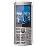 сотовый телефон Vertex D515, темно-серый