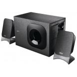 компьютерная акустика Edifier M1370 2.1 черная
