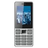 сотовый телефон Vertex D514, серебристо-черный