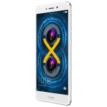 смартфон Huawei Honor 6X 32Gb, серебристый