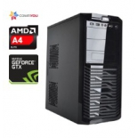 CompYou Home PC H557 (CY.561072.H557), купить за 23 620 руб.