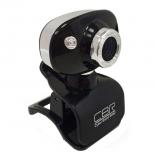 web-камера CBR CW 833M, серебристая
