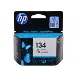 картридж HP C9363HE №134, трехцветный