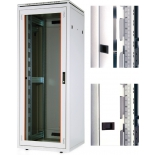 мебель компьютерная Шкаф Estap 19 Universal Line  CKR26U66GF1R2 серый