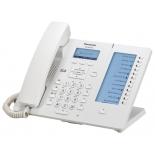 IP-телефон Panasonic KX-HDV230RU, белый