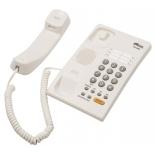 проводной телефон Ritmix RT-330, белый
